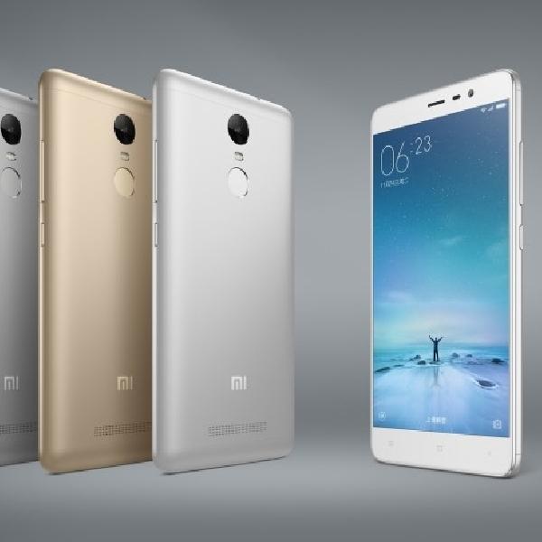 Redmi Note 3 jadi Phablet Andalan Baru Xiaomi