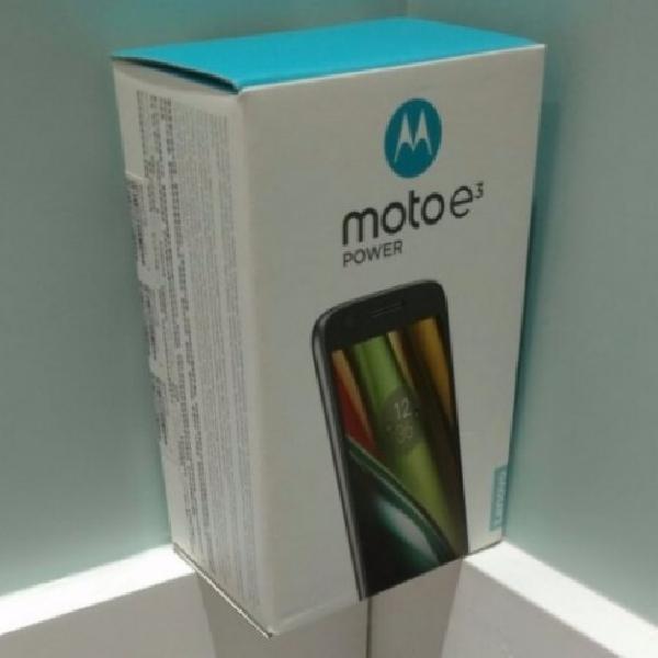 Bawa Baterai Jumbo, Ini Versi Baru Moto E3