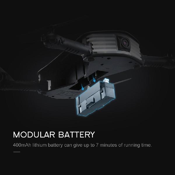 H37 Mini BABY ELFIE, Drone Lipat Ringkas dengan G Sensor