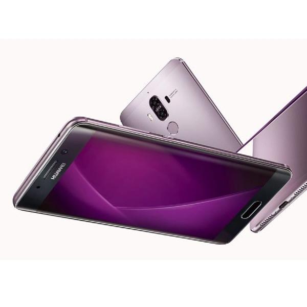 Huawei Mate 9 Pro Siap Meluncur dengan Curved Display