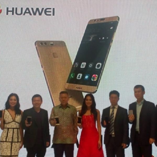 Resmi Hadir di Indonesia, Ini Harga Huawei P9