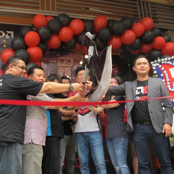 Pertama Kalinya, AMD eSports Gaming Arena Hadir di Jakarta