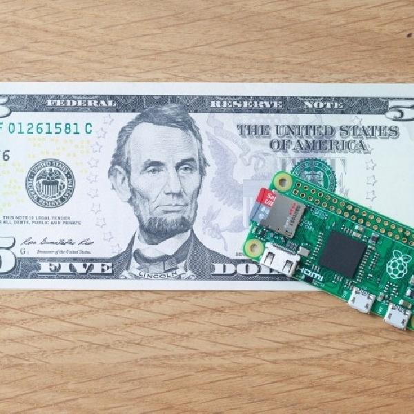 Inilah Raspberry Pi Zero, PC harga Lima Dollar