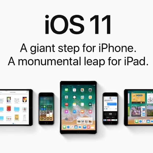 iOS 11 Final Version Resmi Digulirkan, Ini iPhone dan iPad yang Akan Kebagian