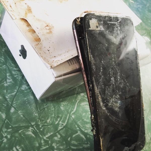 Giliran iPhone 7 Meledak