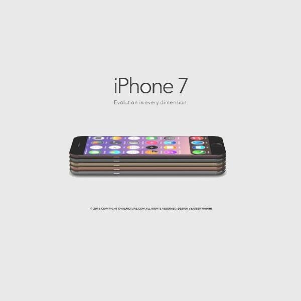 Rumor : iPhone 7 Usung Baterai Berkapasitas Besar