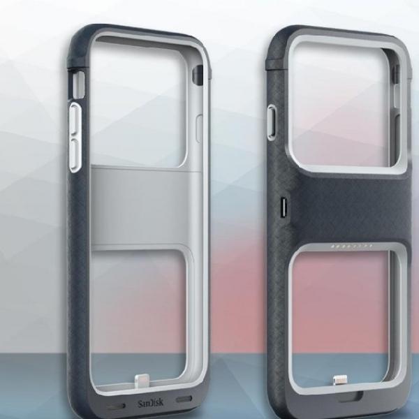 Keren, Case Ini Bikin Memori iPhone Jadi Lega