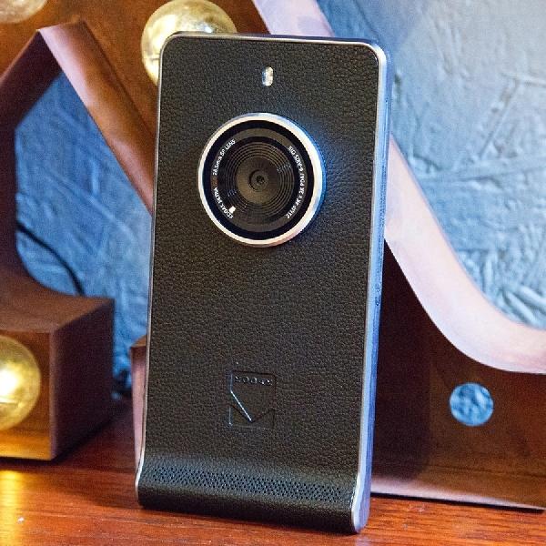 Kaya Mode Pemotretan, Ponsel Kodak Ini Cocok untuk Fotografer