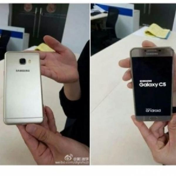 Resmi Rilis, Ini Rupa Samsung Galaxy C5 dan C7