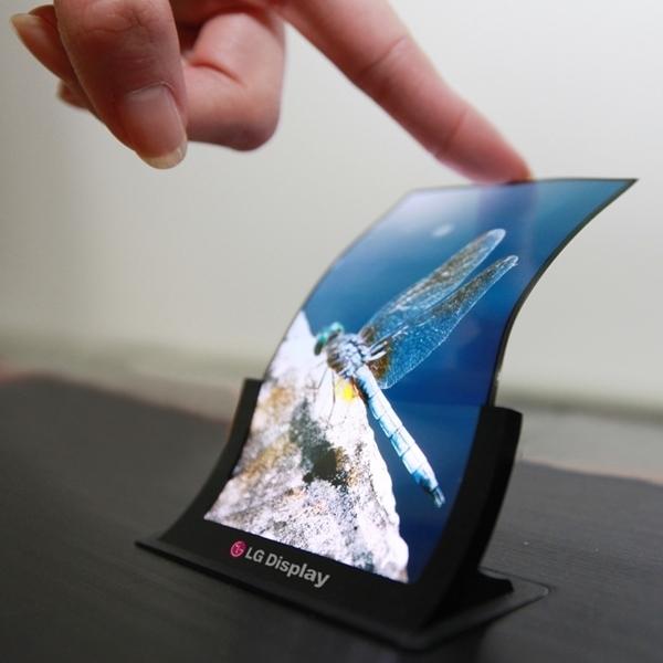 LG Sibuk Garap Ponsel Berlayar Fleksibel yang Bisa Dilipat