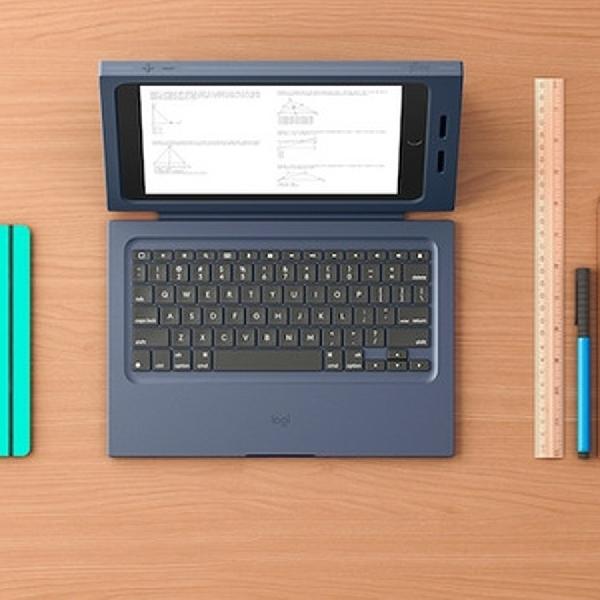 Logitech Rugged Combo, Keyboard Tangguh Bikini Pad 9.7 Tahan Banting