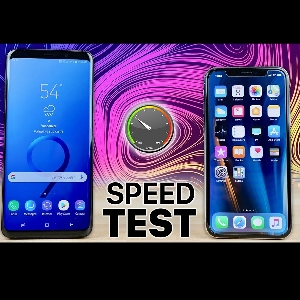 Adu Cepat Galaxy S9 Plus dan iPhone X, Siapa Jawaranya?