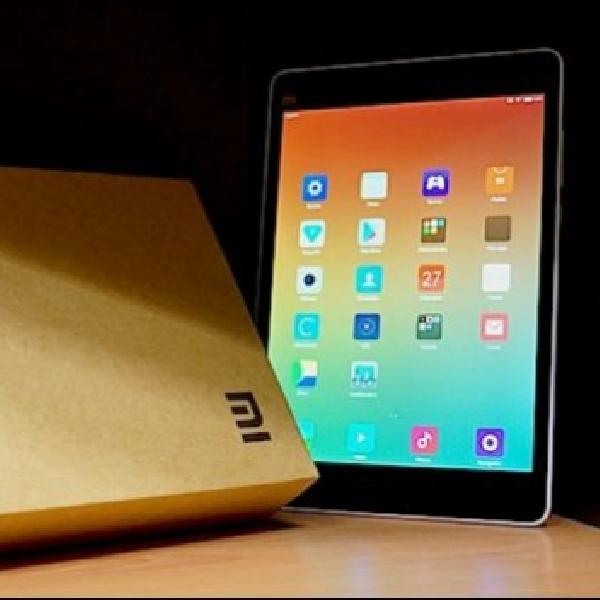 Mi Pad 2 Jadi Tablet Pertama Xiaomi yang Ditenagai Intel