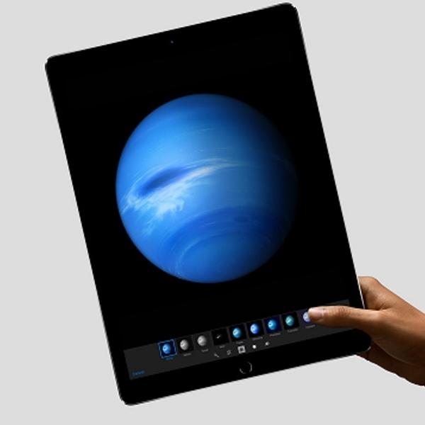Muncul Perdana, Ini Wujud iPad Pro 2