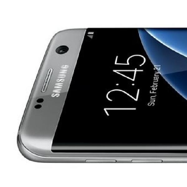 Hadir Dengan Varian Warna Silver, Samsung Galaxy S7 Edge Tampak Menawan