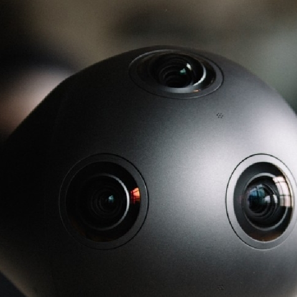 Nokia OZO, Kamera VR Profesional dengan 8 Kamera