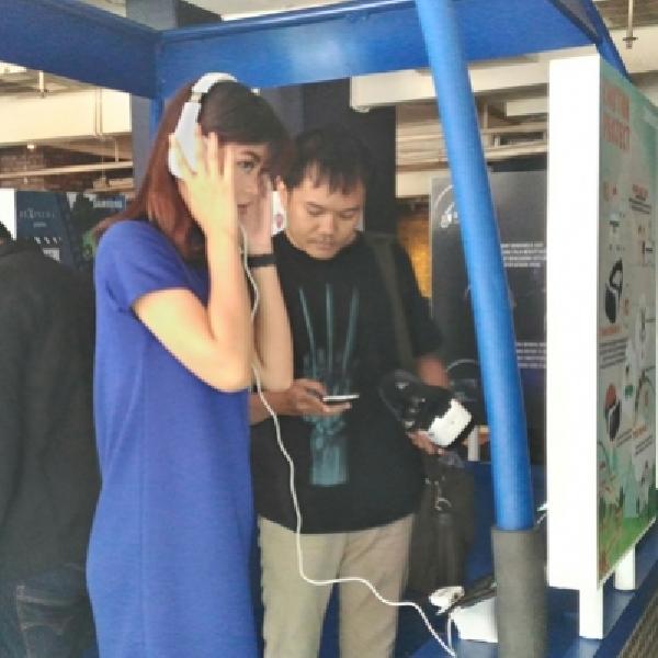 Gandeng Anak Muda, Samsung Berburu Teknologi Baru