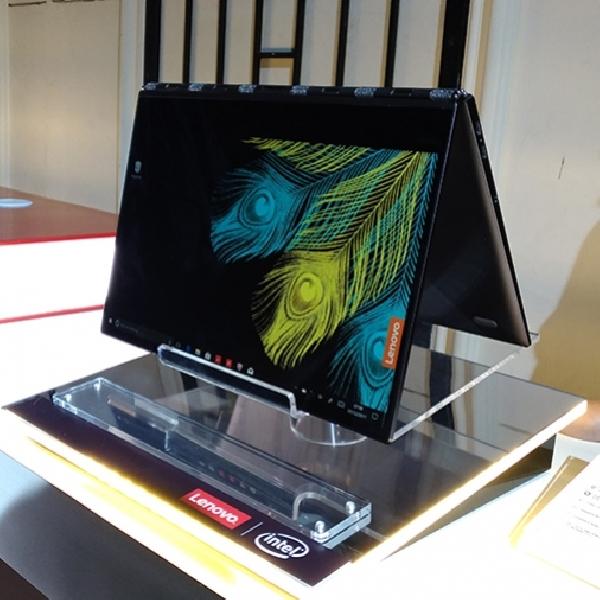 Lenovo Daratkan Laptop Convertible Mewah Yoga 920 ke Indonesia