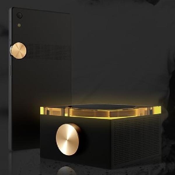 Bawa Tombol Volume Gulir, Phablet Ini Dilengkapi Speaker Bluetooth