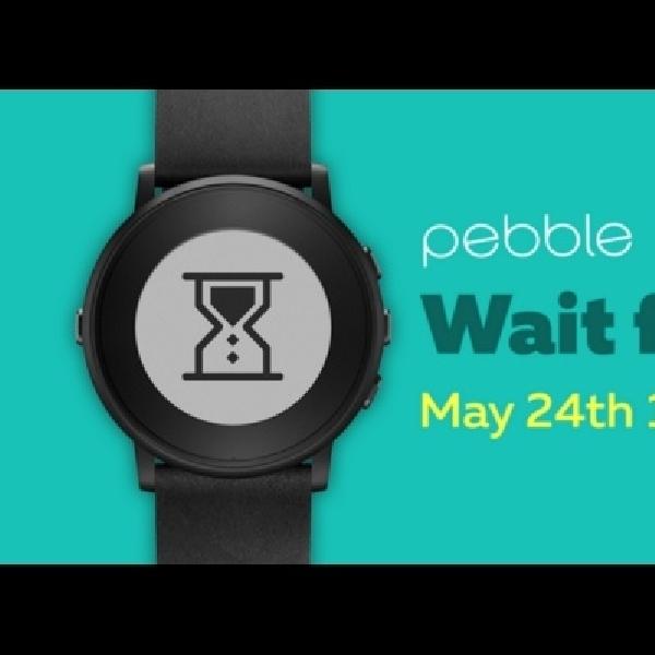 Dalam Hitungan Jam, Smartwatch Baru Pebble Segera Meluncur