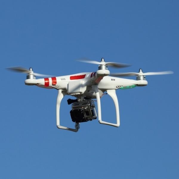 Mi Drone, Drone Xiaomi Yang Terintegrasi Dengan Gelang Pintar Mi Band