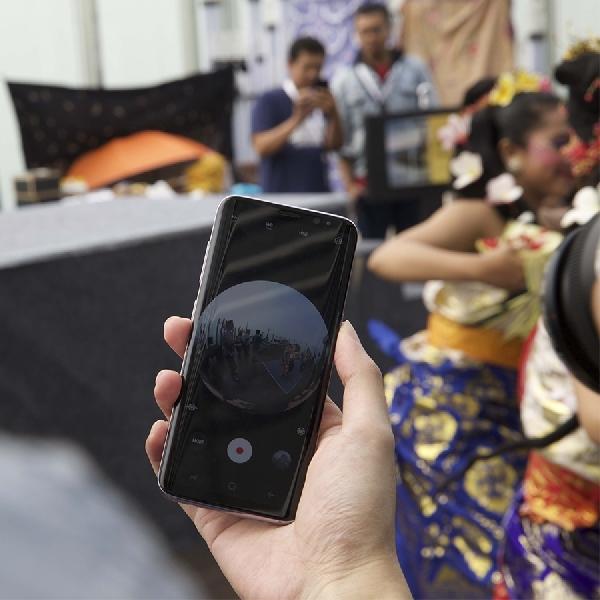 Samsung Rilis Gear 360 Terbaru, Bawa Konten 360 Derajat Ke Tingkat Lebih Tinggi