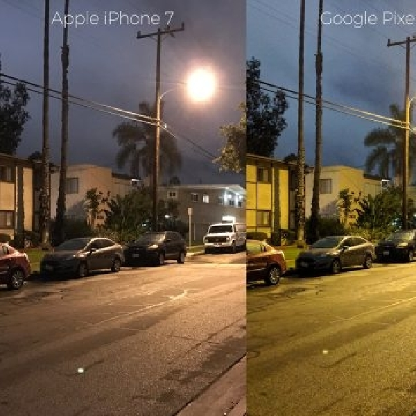 Hasil Foto Low Light Google Pixel vs iPhone 7 vs Galaxy S7 edge Bagus Mana?