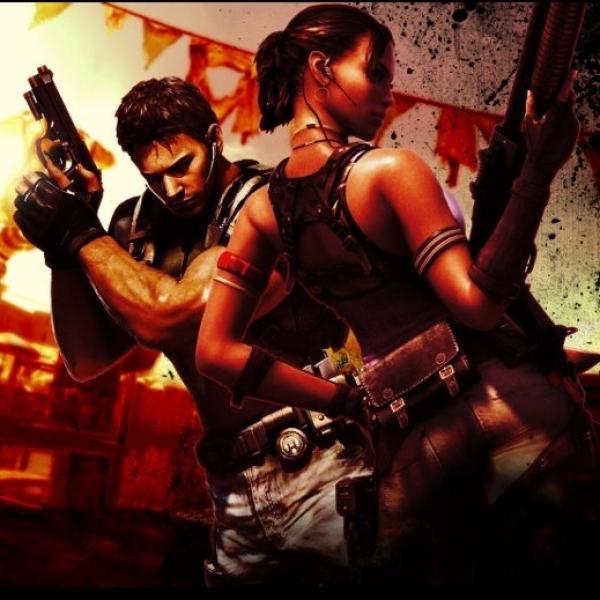 Akhirnya, Resident Evil 5 Hadir Di Nvidia SHIELD Android TV
