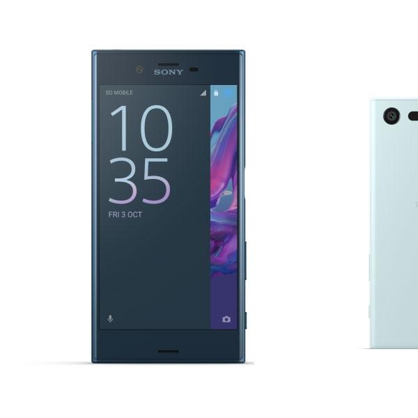 Resmi, Sony Rilis Tanggal Peluncuran Xperia XZ Dan X Compact