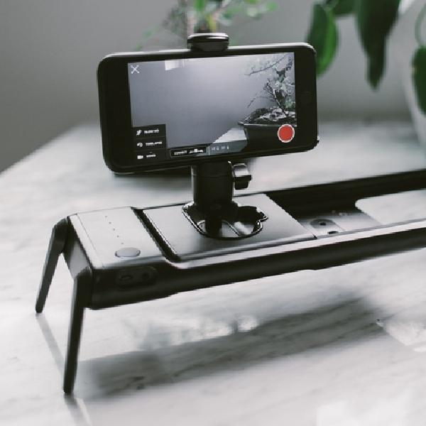 Sekali Pencet, ROV Slider Bekerja Hasilkan Video Sinematik