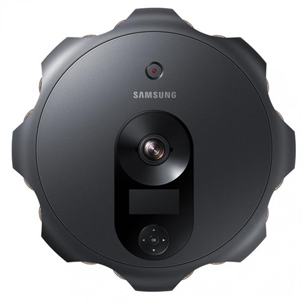 Samsung 360 Round, Kamera Video VR Punya 17 Lensa