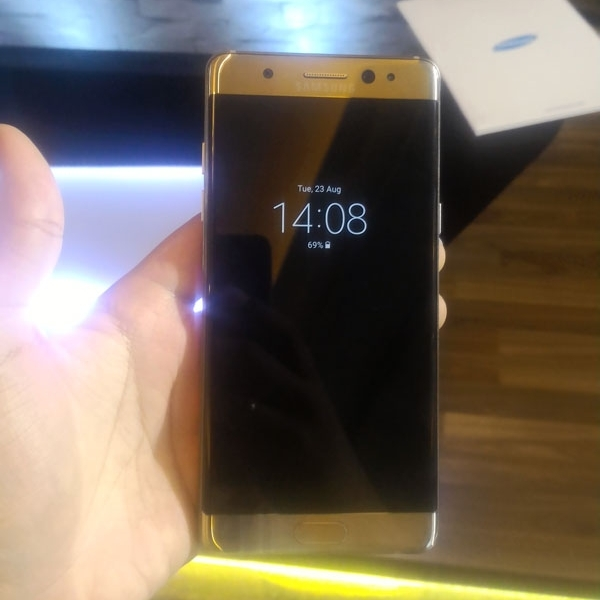 Akhirnya, Samsung Galaxy Note 7 Resmi Rilis Di Indonesia