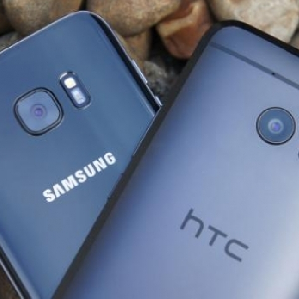 Drop Test : Samsung Galaxy S7 VS HTC 10, Tangguh Mana?