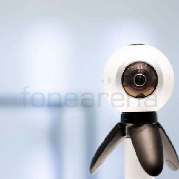 Resmi Rilis Di Korea Selatan, Ini Wujud Samsung Gear 360