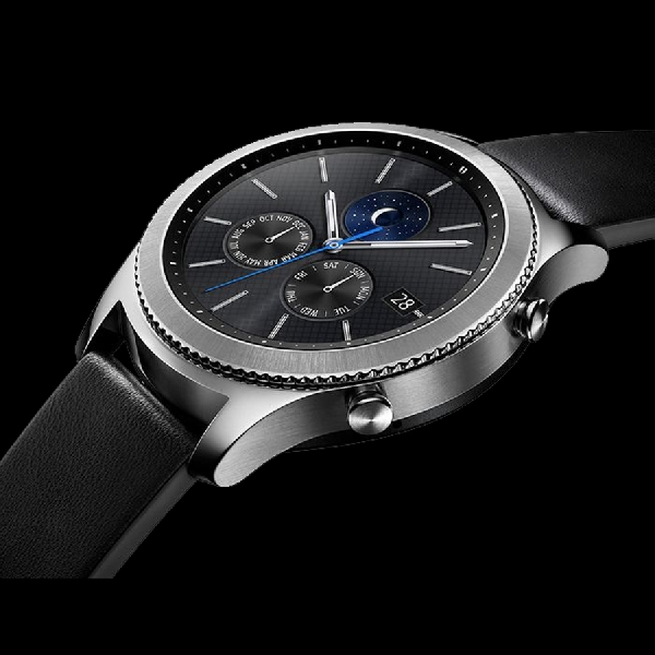 Samsung Patenkan Smartwatch dengan Layar Ganda
