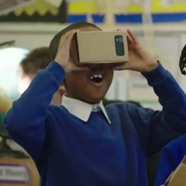 Usai Cardboard, Google Segera Rilis Vitual Reality Berbahan Plastik