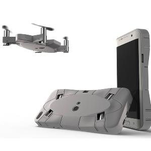 AEE Selfy, Drone yang Bisa Bertransformasi Jadi Case Smartphone