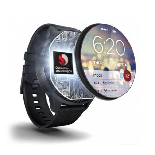 Chip Smartwatch Qualcomm Akan Punya Fitur Eye-Tracking