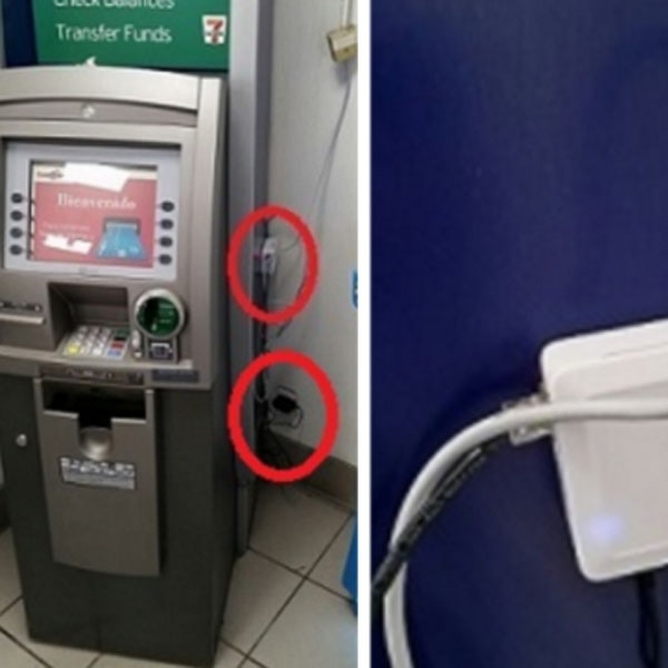 Bajak Kabel Internet, Modus Baru Pencurian ATM