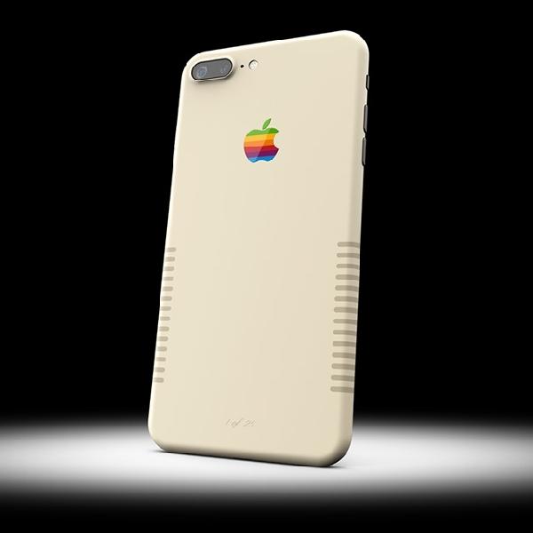 iPhone 7 Plus Bergaya Retro Ini Hanya Ada 25 Unit