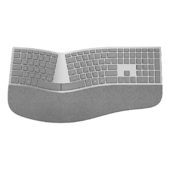 Makin Nyaman Mengetik dengan Microsoft Surface Ergonomic Keyboard