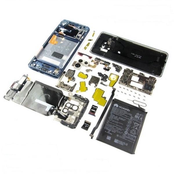 Bongkar Huawei Mate 20 Pro, Ada Produk Samsung di Dalamnya