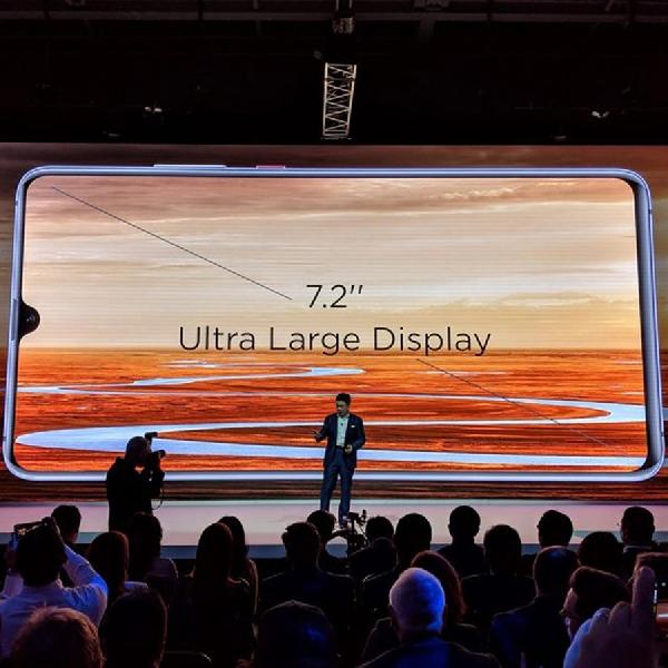 Incar Gamers, Huawei Perkenalkan Huawei Mate 20X