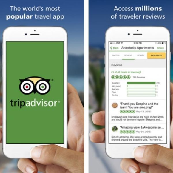 TripAdvisor Perkenalkan Fitur Timeline Travel di Aplikasi Mobile