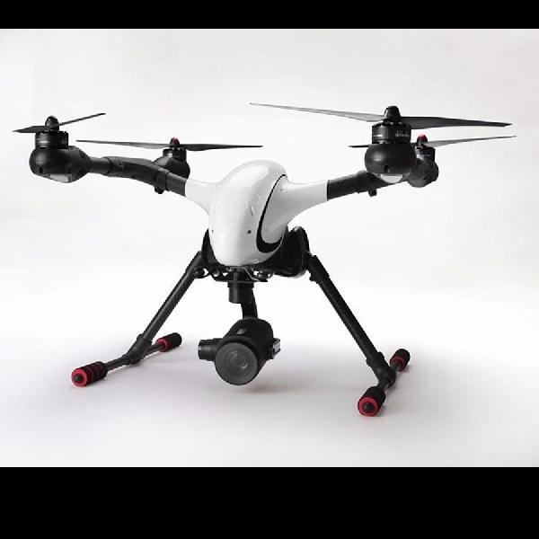 Drone Ini Dibekali Kamera Superzoom 360 Dan Koneksi 4G