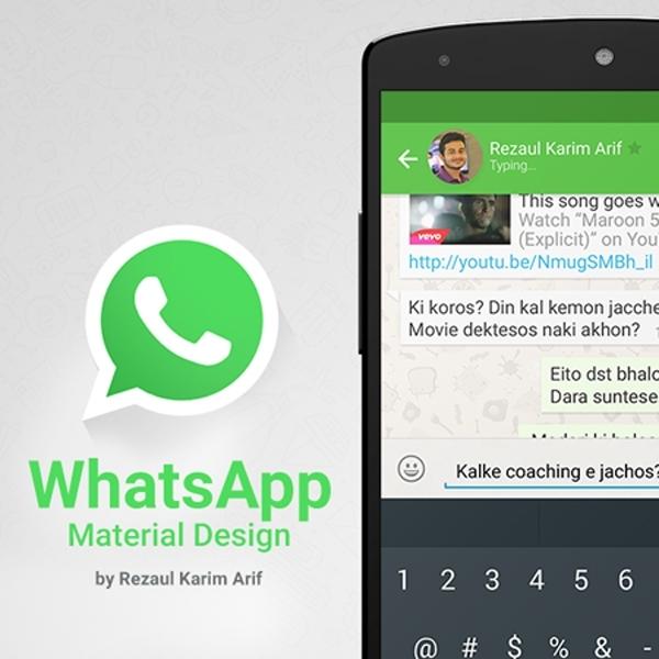 WhatsApp Kini Ada Tanda Bintang dan Preview Link