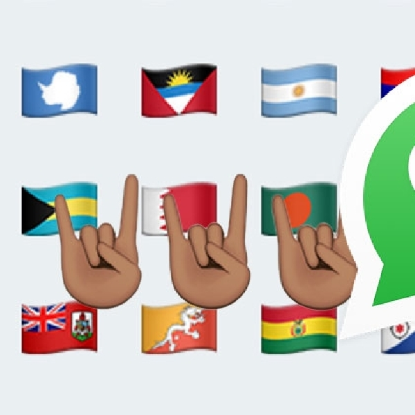 Emoticon Terbaru Hadir Di Update WhatsApp Versi 2.12.441