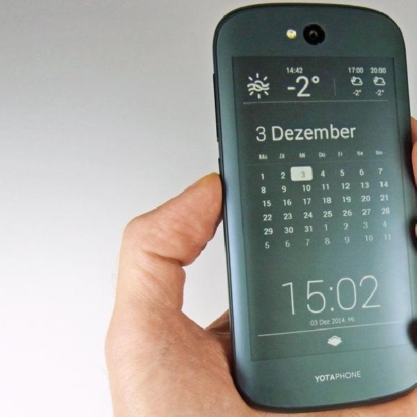 YotaPhone 2 Segera Mendarat di Indonesia, Tawarkan Layar E-Ink