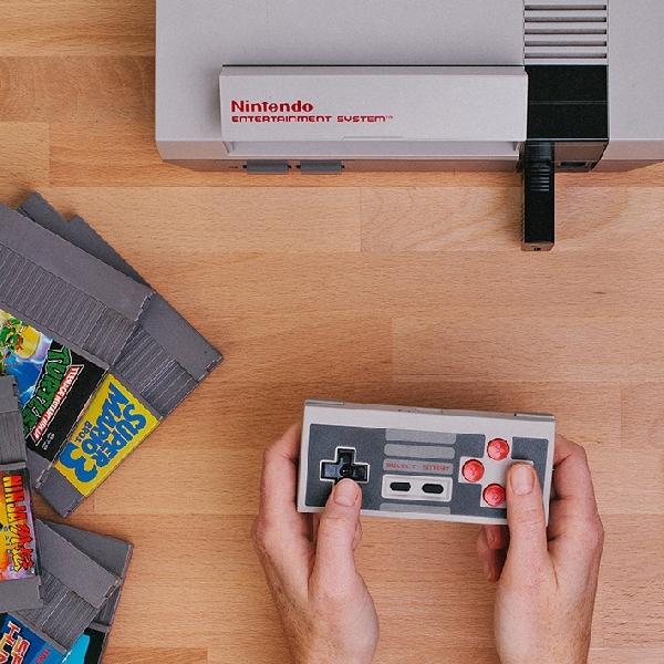 Adaptor Ini Bisa Bikin Kontroler Nirkabel Kendalikan Gim NES