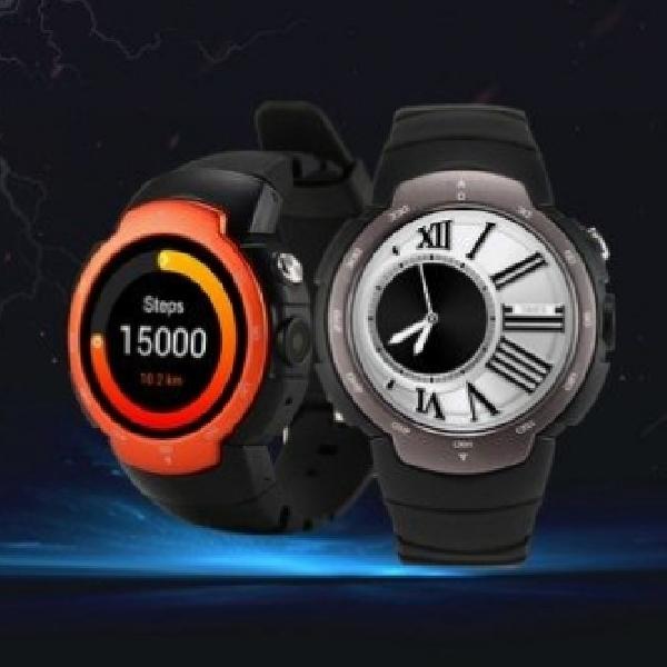 Bergaya Sporty, Smartwatch Ini Kaya Fitur Ciamik